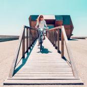 Las bicis son para la ciudad. Un projet de Photographie, Architecture , et Marketing de Nicanor García - 08.03.2015