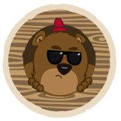 proyecto save the bear para el concurso de talent house. A Illustration project by victor broch - 03.19.2015