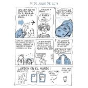 Maria cumple 20 años. Un proyecto de Cómic de Miguel Gallardo - 20.03.2015