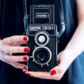 Lomography Spain - Reportaje fotográfico para All Lovely Party . Un proyecto de Dirección de arte y Fotografía de Gema Espinosa - 30.03.2015