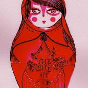 Oldies. Ilustraciones 2012-2014. Un proyecto de Ilustración, Bellas Artes y Pintura de Paco Kanem - 12.04.2015
