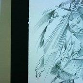 Bocetos.  . Un proyecto de Ilustración de Paco Kanem - 12.04.2015