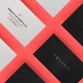 Yosakti - Sebastian Portillo. Un proyecto de UI / UX, Br, ing e Identidad y Diseño Web de Kike Escalante - 12.04.2015