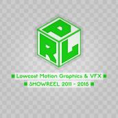Lowcost Motion Graphics & VFX | SHOWREEL 2011-2015. Um projeto de Motion Graphics de Pablo Roca López - 29.04.2015