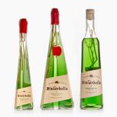 Licors Biniarbolla. Un proyecto de Br, ing e Identidad, Dirección de arte y Packaging de Como el buen vino - 02.05.2015