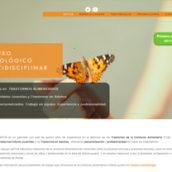 Web y Diseño de GATCA gabinete de psicología. Un proyecto de Diseño, Marketing y Diseño Web de DMO Global Media - 31.10.2014