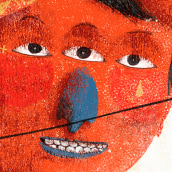 Homonymos. Um projeto de Ilustração e Design de personagens de Maguma - 11.05.2015