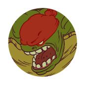 Tortugas Ninja. Un proyecto de Ilustración de Gustavo Vargas Tataje - 12.05.2015