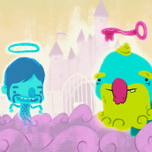 Paramount Comedy. A Animation, Character Design, and TV project by TRIMONO - 09.09.2010