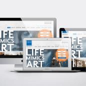 Responsive design TRYP Hotel . Un proyecto de UI / UX y Diseño Web de Ali Bolaño - 16.04.2015