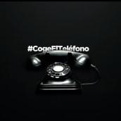 #CogeElteléfono Lanzamiento mundial de la serie Wayward Pines para Fox International Channels. Un proyecto de Publicidad de Muttante - 13.05.2015