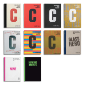 C Photo - Ivory Press. A Design, Verlagsdesign und Grafikdesign project by Oscar Mariné - 01.06.2015