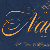 Nautica. A Graphic Design, T, pograph, and Calligraph project by Giuseppe Salerno - 09.02.2014