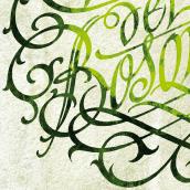 Claros del Bosque. A Calligraph project by Ricardo Rousselot Schmidt - 10.09.2013