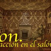 ON.Acción en el salón. Un proyecto de Dirección de arte, Consultoría creativa, Eventos, Collage y Vídeo de Carmen Berasategui Verástegui - 04.05.2015