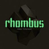Rhombus. Un projet de T , et pographie de Juan GPM - 21.06.2015
