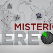 Bloque especial sábados MISTERIOS AEREOS. A Motion Graphics, 3D, Br, ing, Identit, Graphic Design, and TV project by Carlos Luis Flores - 06.14.2015