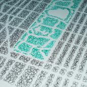 Ilustración de Mapas. Un proyecto de Diseño, Ilustración, Arquitectura y Bellas Artes de Carmelo Ros Rodríguez - 04.07.2015