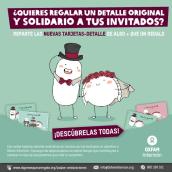 Algo + que un regalo. Un projet de Design , Illustration , et Animation de Ana Oncina - 06.07.2015