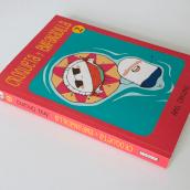 Croqueta y Empanadilla 2. Un projet de Conception éditoriale, Conception de produits, B , et e dessinée de Ana Oncina - 06.07.2015