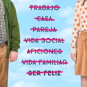 REQUISITOS PARA SER UNA PERSONA NORMAL. A Design, Grafikdesign und Kino project by USER T38 - 07.07.2015