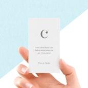Celeste Chaney - Branding. Un proyecto de Diseño, Br, ing e Identidad y Diseño Web de Kike Escalante - 12.07.2015