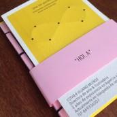 Branding personal - Portfolio Edición Limitada. Un proyecto de Dirección de arte, Br, ing e Identidad y Diseño gráfico de Esther HIJANO MUÑOZ - 08.07.2015