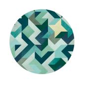 Circle Geometry. Un proyecto de Diseño gráfico de Angela Torres - 16.07.2015