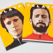 Volata #4. Un proyecto de Ilustración, Diseño editorial y Diseño gráfico de Enric Adell - 26.07.2015