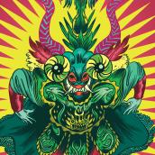 Danzas Folklóricas. Un proyecto de Diseño de personajes e Ilustración de Gustavo Vargas Tataje - 26.07.2015