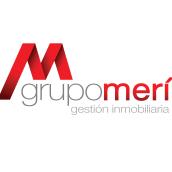 Logo Grupo Merí Gestión Inmobiliaria. A Graphic Design project by Oscar Jones - 07.29.2015