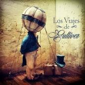 Los Viajes de Gulliver. A Grafikdesign project by luisbobes - 11.08.2015