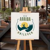 ARRIBA UNILEVER. Un proyecto de Dirección de arte, Br, ing e Identidad y Diseño gráfico de MICAELA CARBAJAL - 20.04.2015