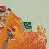 Vuela, Iván. Un proyecto de Ilustración de Nicolás Castell - 24.02.2015