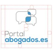 Diseño Corporativo - Logotipo e Identidad - PortalAbogados. Un progetto di Br, ing e identità di marca , e Graphic Design di María López Martín-Sanz - 27.02.2015