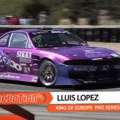 KING OF EUROPE / DRIFT RACING. A Photograph, Film, Video, TV, Animation, and Video project by marketingvideosbcn - 08.31.2015