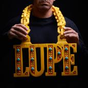 LUPE NWA. Um projeto de Design, Direção de arte, Design gráfico, Packaging, Design de produtos, Escultura e Tipografia de Miguel Lloret - 09.09.2015