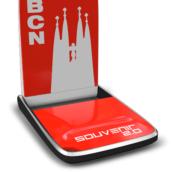 Souvenir 2.0. Un proyecto de Diseño, UI / UX, 3D, Br, ing e Identidad, Diseño gráfico, Diseño industrial, Diseño interactivo y Diseño de producto de Guillem Arenas Segalés - 16.09.2015