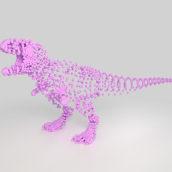 Raaaauuurrr. Un proyecto de Motion Graphics, 3D y Animación de Sergio García Arribas - 18.09.2015