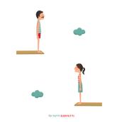 Vida compartida. Un proyecto de Ilustración de maruta - 23.09.2015