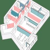 Arquitectura - REFORMA CLÍNICA DENTAL.  Proyecto Básico.. Un proyecto de Arquitectura de Creacia GF - 11.11.2014