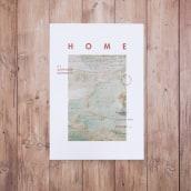 Home Magazine. A Design, and Editorial Design project by Nat tattaglia - 10.03.2015