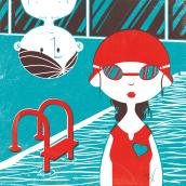 Mi Proyecto del curso Ilustración original de tu puño y tableta. Um projeto de Ilustração de Raúl de Frutos - 17.10.2015