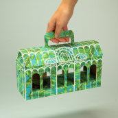 Greenhouse 3Pack. Um projeto de Packaging de Miren Camara Egaña - 24.08.2015
