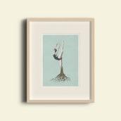 Collage Otoño. Un projet de Design , Photographie, Design graphique , et Collage de Delia Ruiz - 22.10.2015