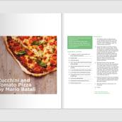 """The No-Time-To Cookbook. Um projeto de Design editorial e Design gráfico de Gastón """"Sasu"""" Zagursky - 29.10.2015"""