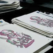 """¡Estoy seca!"". A Grafikdesign project by JuanJo R Blik - 01.11.2015"