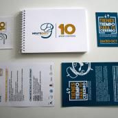 Semana del Cerebro - Día Internacional del Ictus. Un proyecto de Br, ing e Identidad y Diseño de Mariano Ramirez Garcia - 03.11.2015