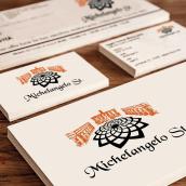 Branding: Michelangelo Street. Un proyecto de Diseño, Fotografía, Arquitectura, Br, ing e Identidad, Bellas Artes y Diseño gráfico de Gianni Antonucci - 18.11.2015
