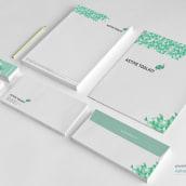 Branding: Astive toolkit. Un proyecto de Diseño, Dirección de arte, Br, ing e Identidad, Bellas Artes y Diseño gráfico de Gianni Antonucci - 18.11.2015